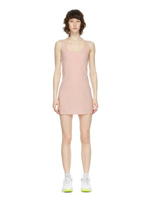 Nike pink flex bliss luxe dress