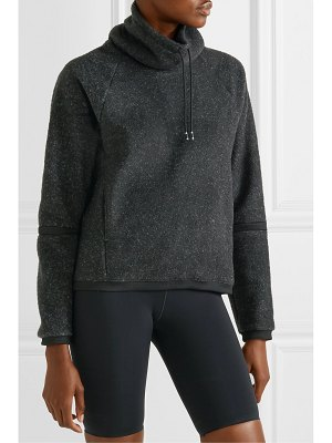 Nike therma mélange fleece turtleneck sweatshirt