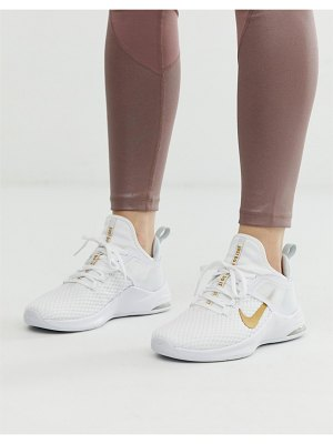 Nike Training air max bella sneakers in white