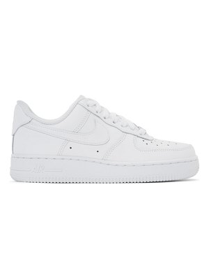 Nike white air force 1 07 sneakers