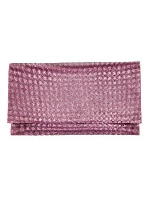 Nina crystal clutch