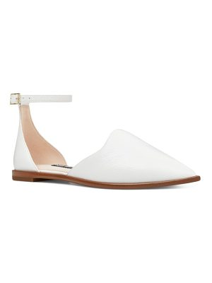 Nine West oriona ankle strap flat