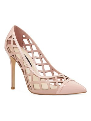 Nine West tatum cutout pump