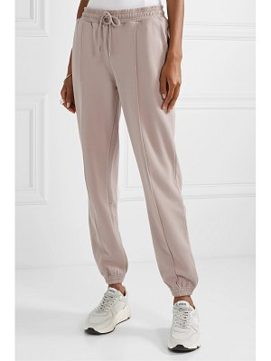 Ninety Percent net sustain boy fit organic cotton-jersey track pants