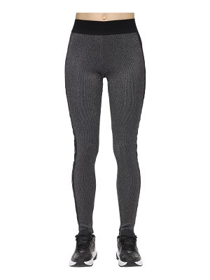 NO KA'OI Blackout stretch nylon leggings