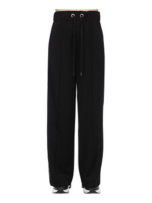 NO KA'OI Night viscose blend pants