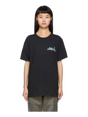 Noah Nyc connected logo t-shirt