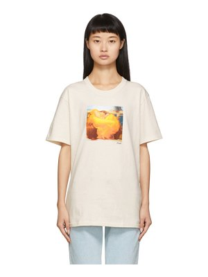 Noah Nyc off-white shall we dance t-shirt