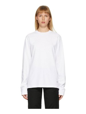 Noah Nyc recycled cotton long sleeve t-shirt