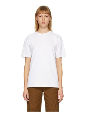 Noah Nyc recycled cotton t-shirt