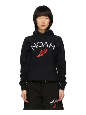 Noah Nyc wing foot embroidered hoodie