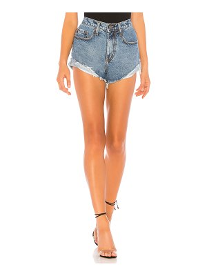 Nobody Denim Boho Short Fray
