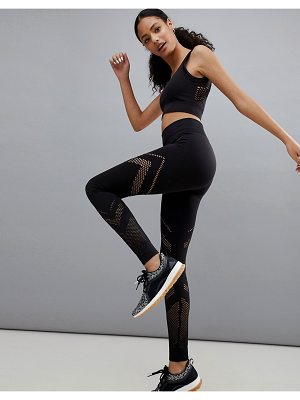 Noisy May Gym Perforated Leggings