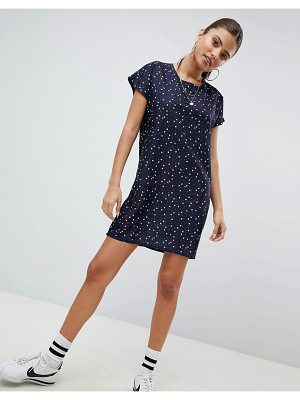 Noisy May Star Print Dress