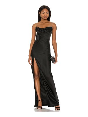 Nookie dream draped gown