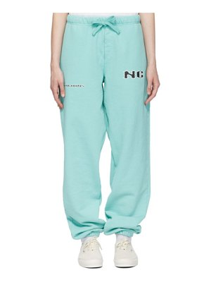Noon Goons blue icon lounge pants