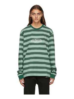 Noon Goons green stripe jalama long sleeve t-shirt