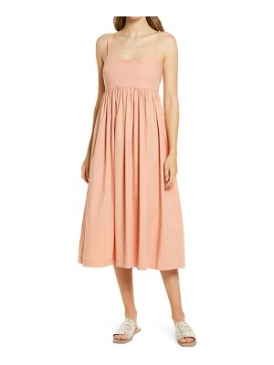 Nordstrom double layer swing dress