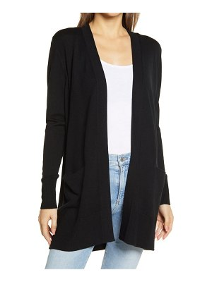Nordstrom everyday open front cardigan