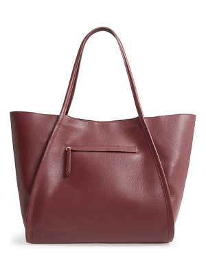 Nordstrom mercer leather tote