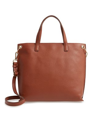 Nordstrom nicole leather tote