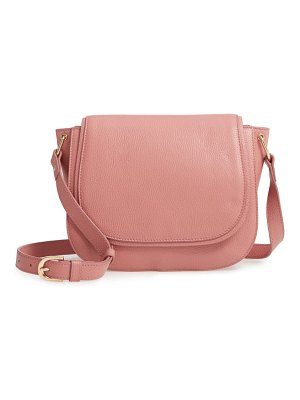 Nordstrom pebbled leather shoulder bag
