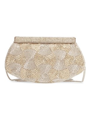 Nordstrom rivoli beaded clutch