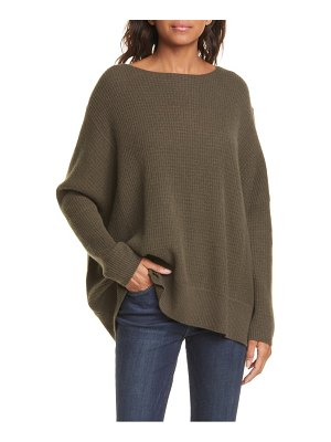 Nordstrom Signature oversize cashmere sweater