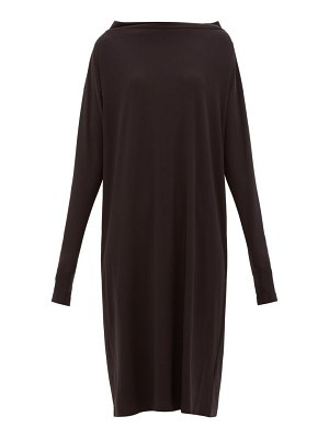 Norma Kamali all in one multiway jersey dress