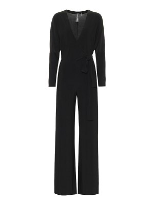 Norma Kamali grace stretch-jersey jumpsuit