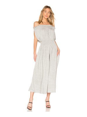 Norma Kamali Sleeveless Jumpsuit