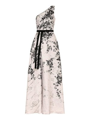 Notte by Marchesa floral gown