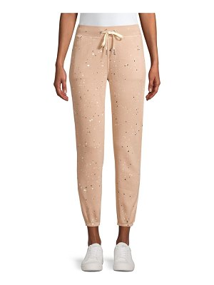 n:PHILANTHROPY Splatter French Terry Joggers