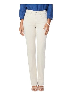 NYDJ marilyn straight leg stretch jeans