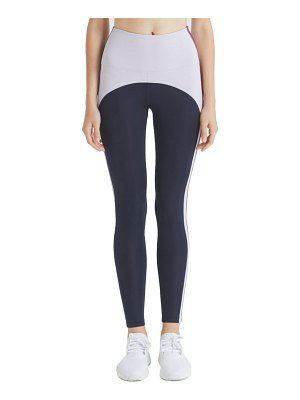 Nylora Damon Colorblock Side-Stripe Leggings
