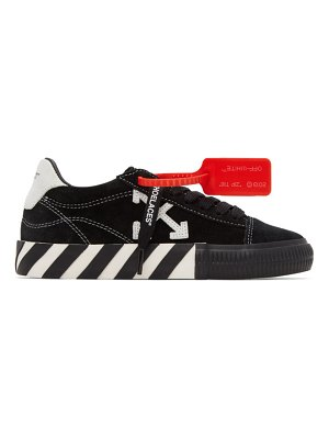 OFF-WHITE arrows low vulcanized sneakers