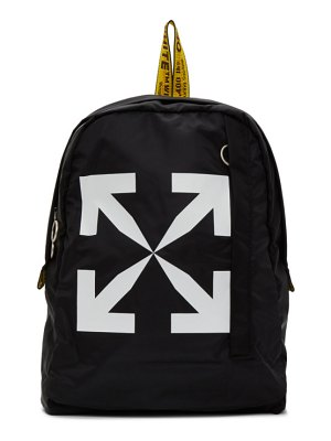 OFF-WHITE black arrows easy backpack