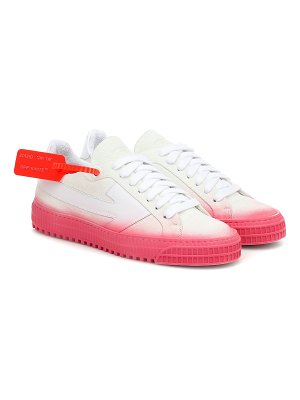 OFF-WHITE degrade arrow sneakers