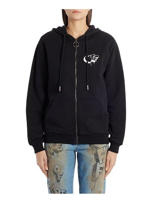 OFF-WHITE markers graphic hoodie