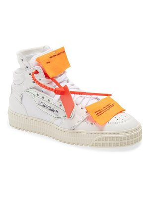 OFF-WHITE off court 3.0 high top sneaker