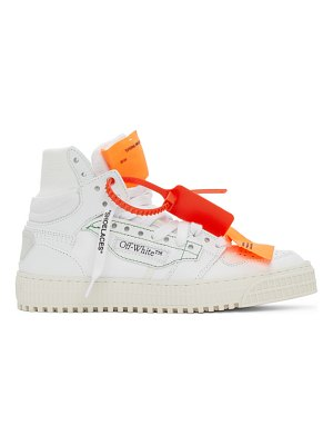 OFF-WHITE off-court 3.0 high-top sneaker