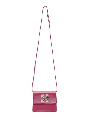 OFF-WHITE pink jitney 0.7 clutch