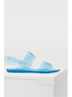 OFF WHITE Zip tie sandals