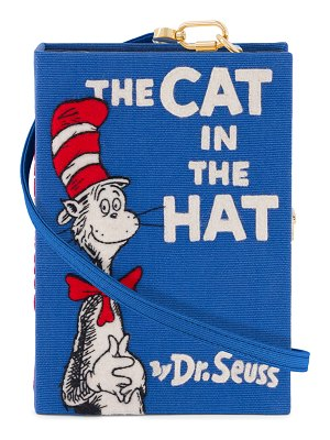 Olympia Le-Tan The Cat in the Hat Book Clutch Bag