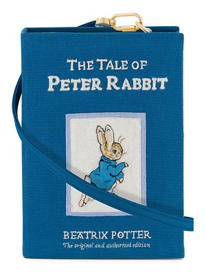 Olympia Le-Tan The Tale Of Peter Rabbit Book Clutch Bag