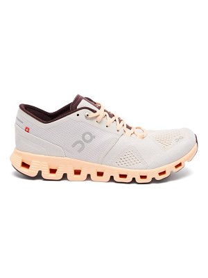 On cloud x running trainers