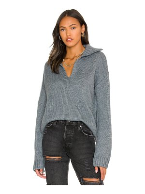 One Grey Day annabelle pullover