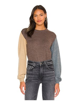 One Grey Day bailey pullover
