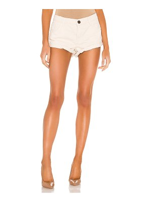 One Teaspoon bandits denim short