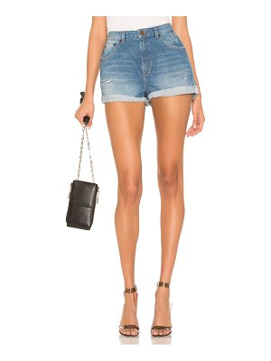 One Teaspoon bandits high waist short